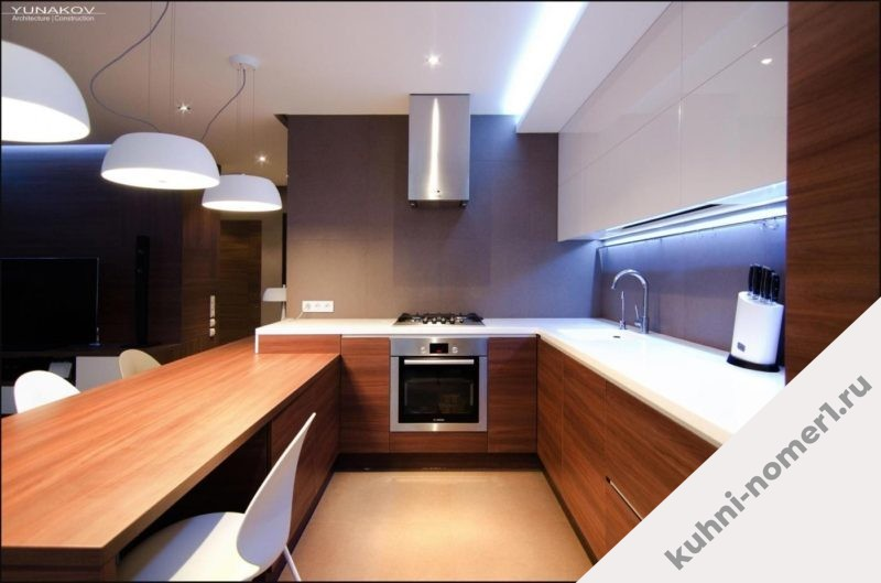Кухня 920 фото