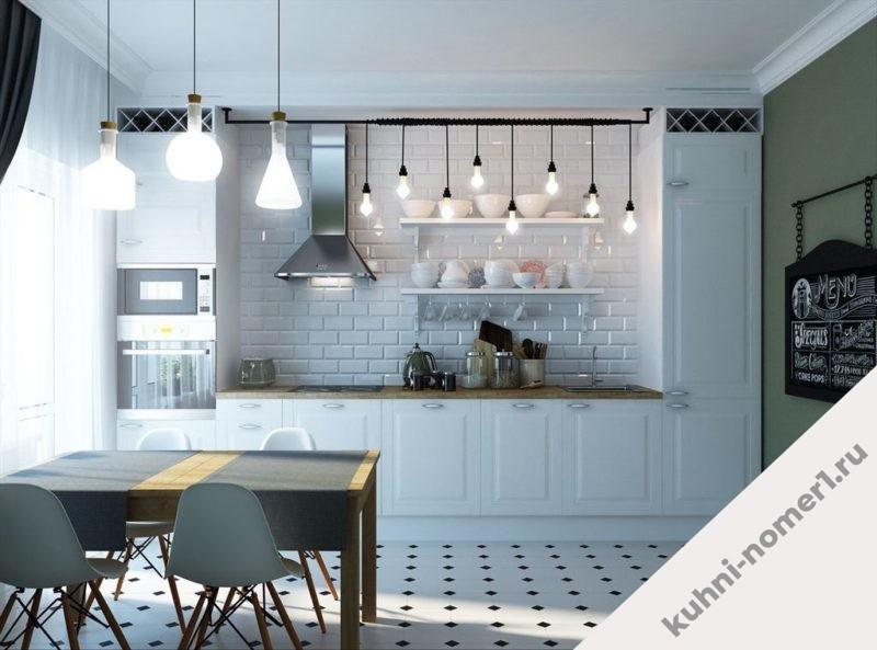 Кухня 935 фото