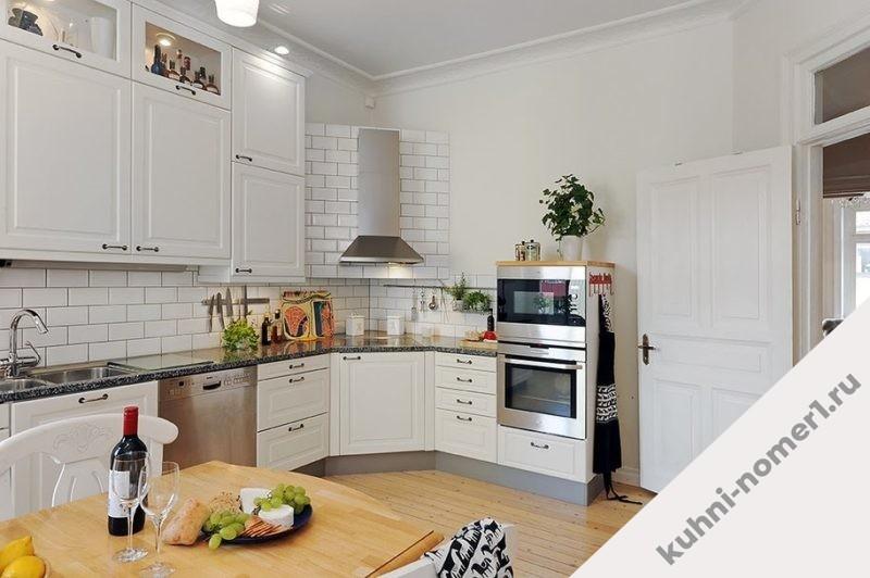 Кухня 937 фото