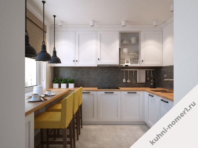 Кухня 940 фото