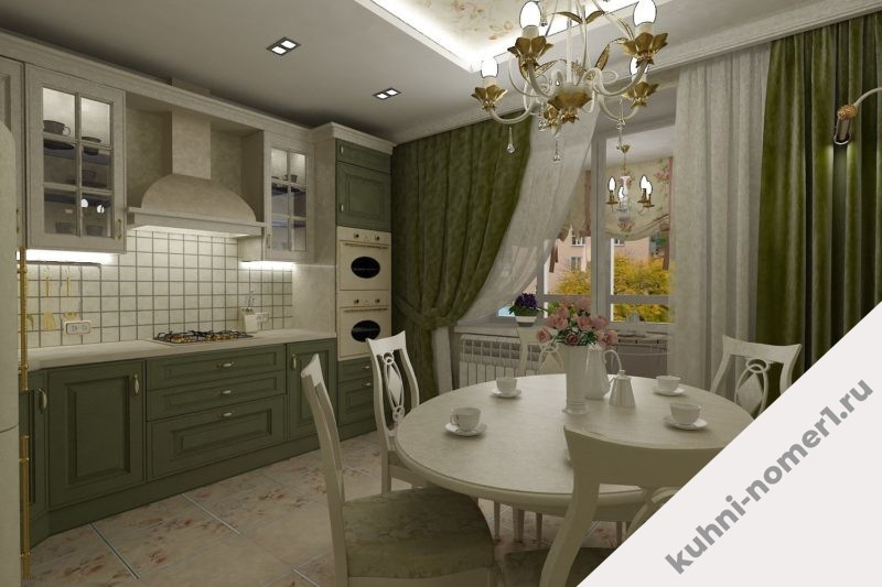 Кухня 946 фото
