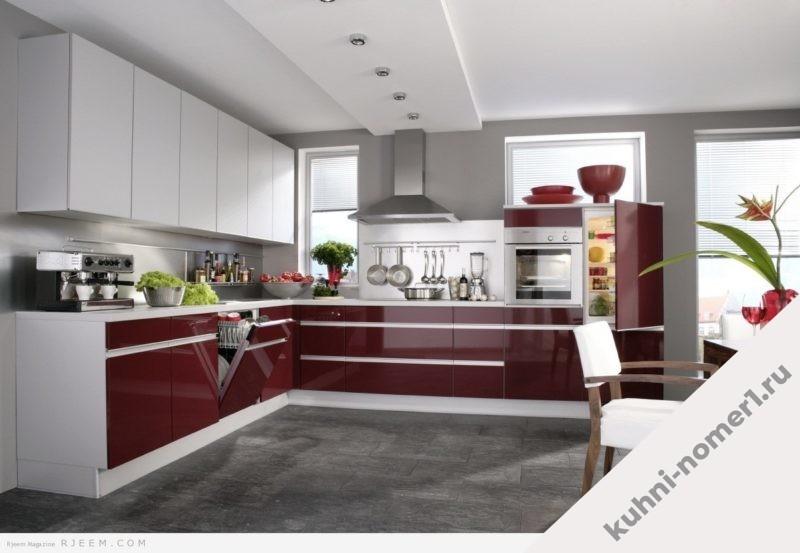 Кухня 958 фото