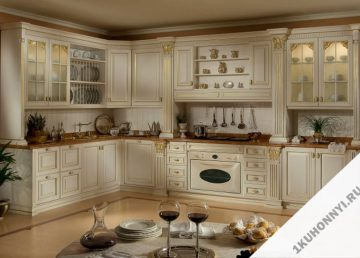 Кухня 966 фото