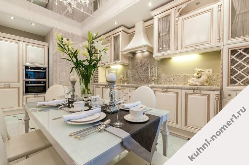 Кухня 970 фото