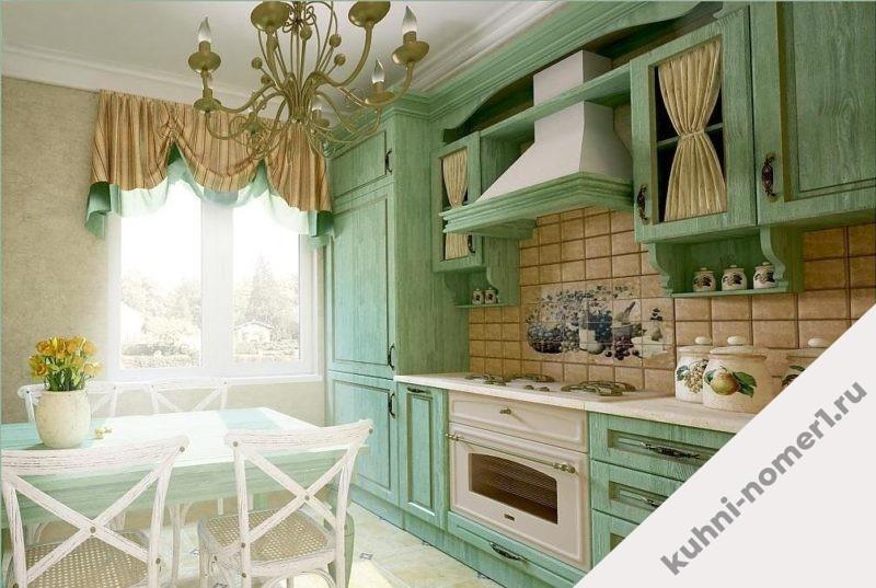 Кухня 973 фото