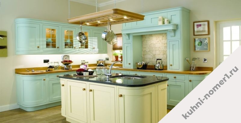 Кухня 979 фото