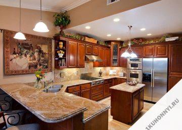 Кухня 980 фото