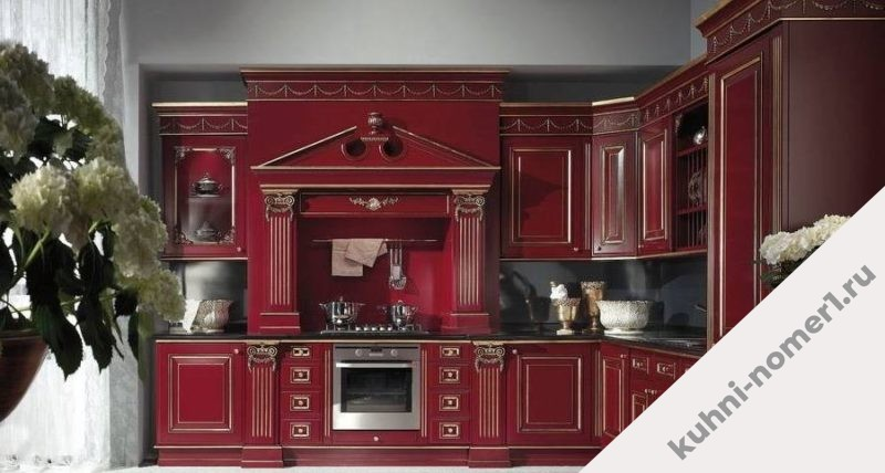 Кухня 984 фото