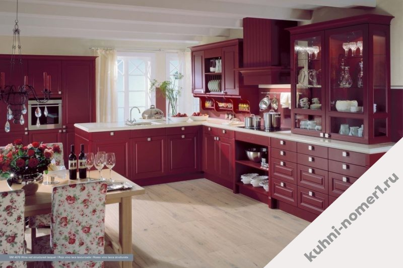 Кухня 985 фото