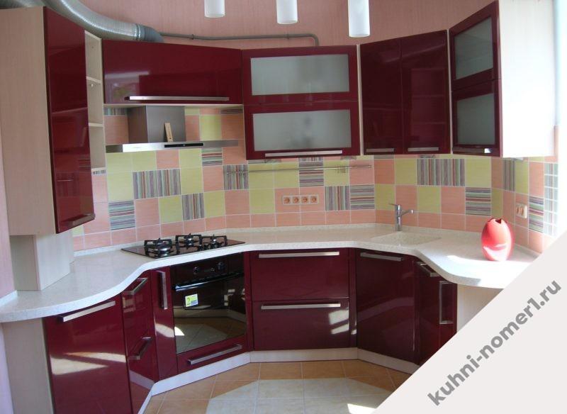 Кухня 986 фото