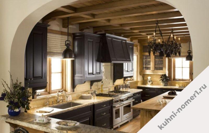Кухня 998 фото