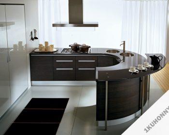 Круглые кухни