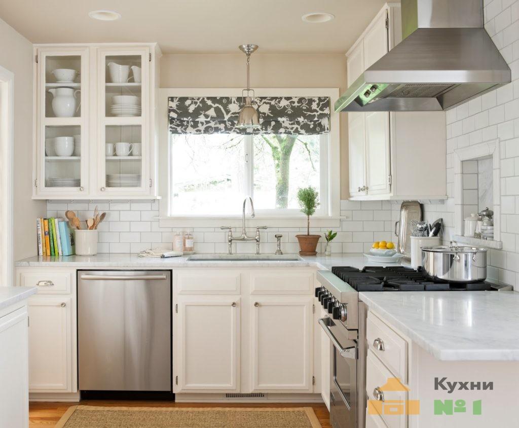 кухни 2 на 2 метра на заказ в Москве фото