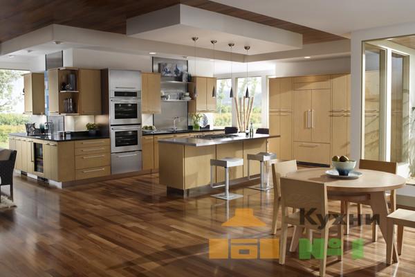 кухни-студии фото