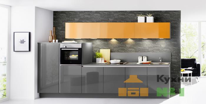 кухни Алвик Люкс фото