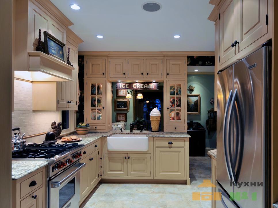 кухни классика фото