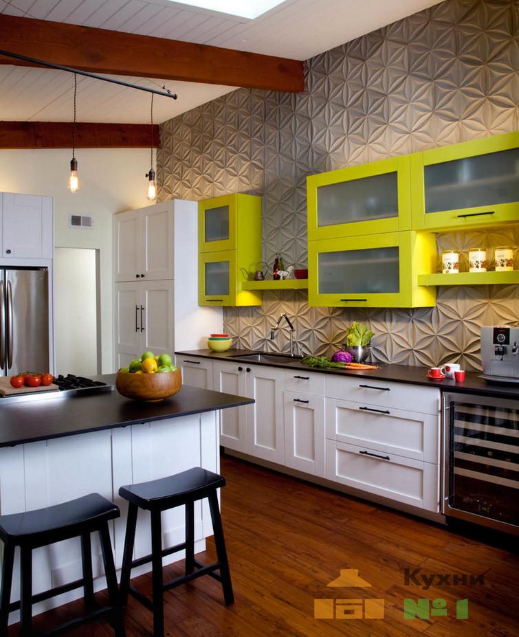 кухни мультицвет фото