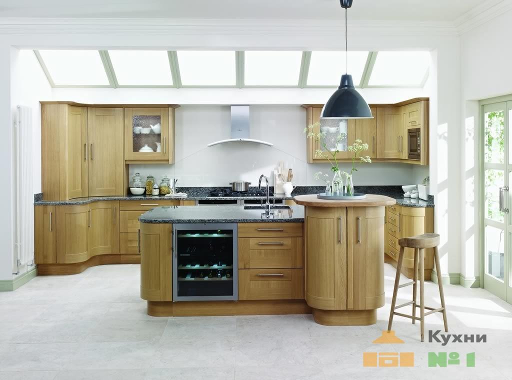 кухни разных размеров фото
