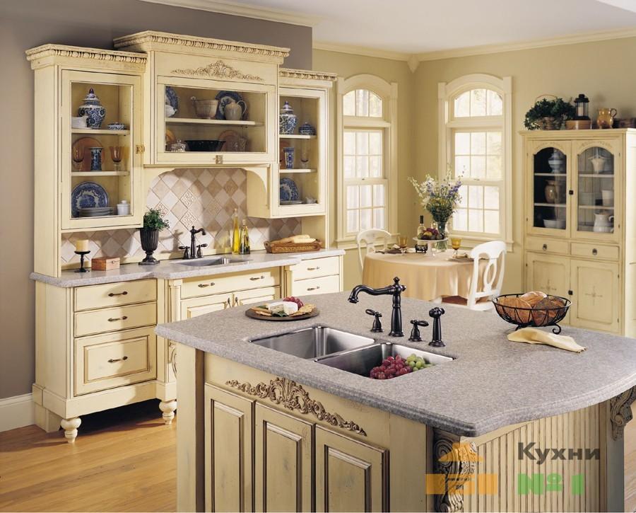 кухни в викторианском стиле фото